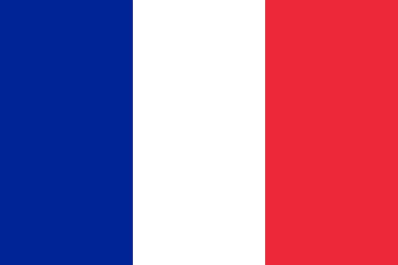 france, flag, national flag